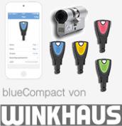 blueCompact Schließanlage Planung und Einbau in Herne.